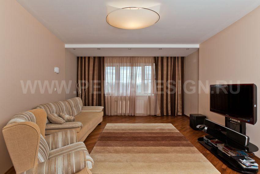 Дизайн интерьера и ремонт квартир в Москве Фото и цены