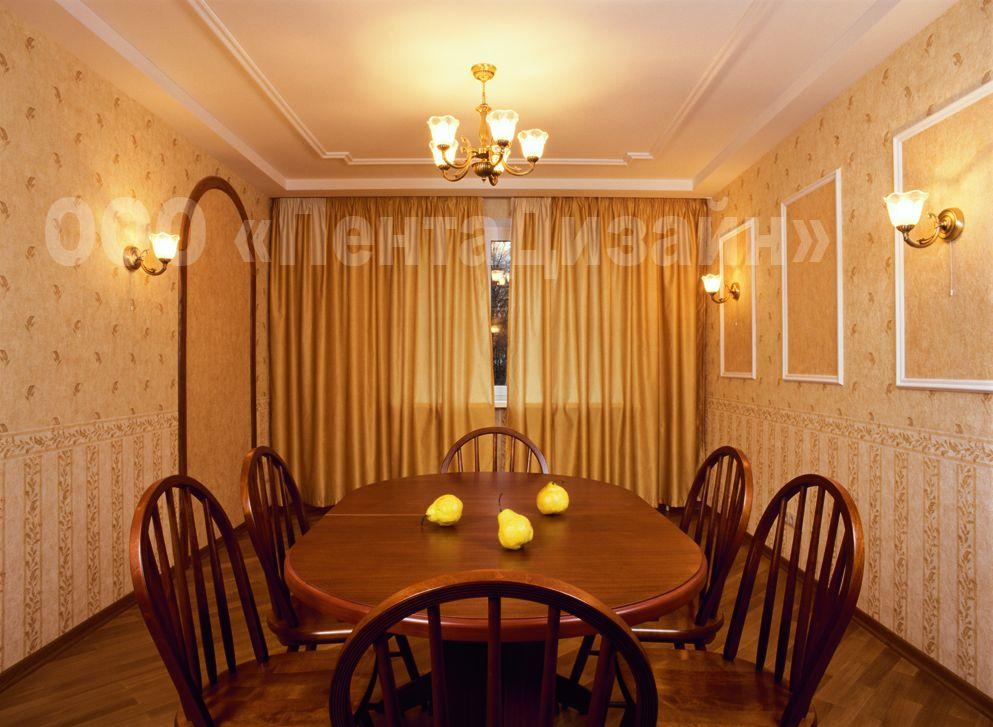 Удобная 121 серия — Интерьеры квартир, домов — MyHomeru